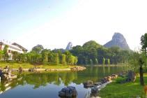 """柳东新晋湿地公园""""网红""""要火,美好生活从天悦开启!"""