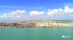 北海港口岸铁山港区3#-4#泊位,对外扩大开放预验收顺利通过!