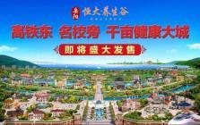 横空出世,千亩健康大城入局岳阳成最大IP!