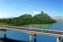 喜讯!神冈山大桥将于6月1日正式通车,速度围观...
