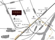 北京城建西华龙樾周边配置成熟齐全_尽享城市便利繁华