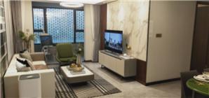 华侨城·天鹅堡丨105m²精致三居,品质生活不将就