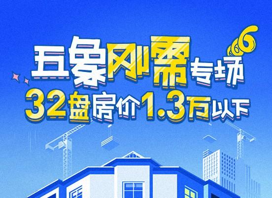 五象新区欢迎刚需!32个楼盘房价1.3万/㎡以内!