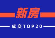 南昌上个月(5月)新房成交TOP20,这些楼盘你入手了吗?