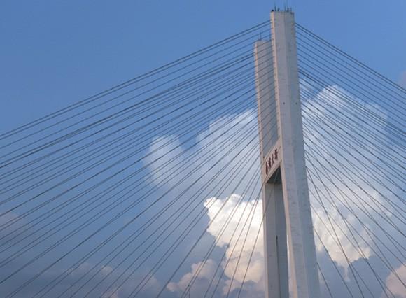 好消息!长沙新增一过江大桥 美翻了