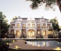 力标路易庄园纯正法式别墅_总价仅770万起