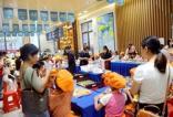 """""""缤纷夏日""""的酸甜水果茶+汉堡DIY  广汇·钰荷园为您增加夏日的幸福感!"""
