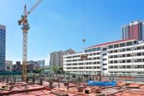 漳州市二实小迎宾校区扩建项目最新进展来了!2021年秋将投入使用