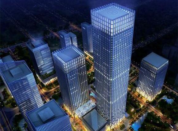 【寰宇汇金中心】位于东莞CBD总部的高标写字楼 聪明人投资的优质资产