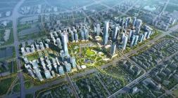 定了!东莞国际商务区中心公园及绿轴将建成这样!年底前启动!