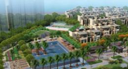 沙田天琴湾别墅低密墅质社区 高层洋房在售中