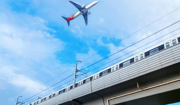 广州2022年前将新建5条城际铁路