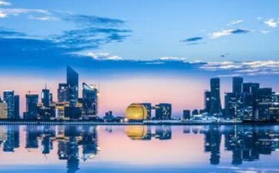 广州增城:荔湖新城塑造未来新格局