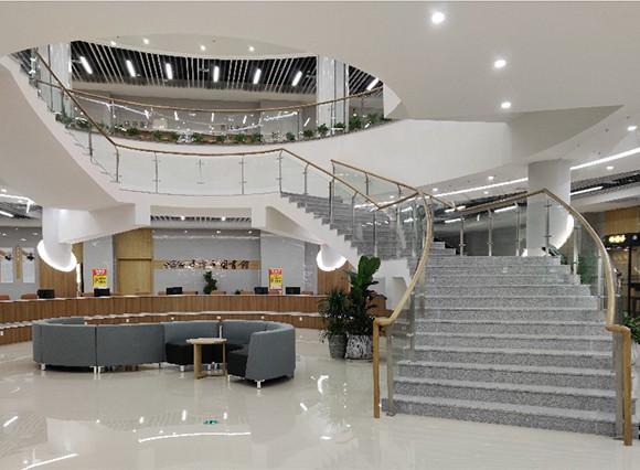 萍乡市图书馆新馆今日开馆 10时正式对外开放