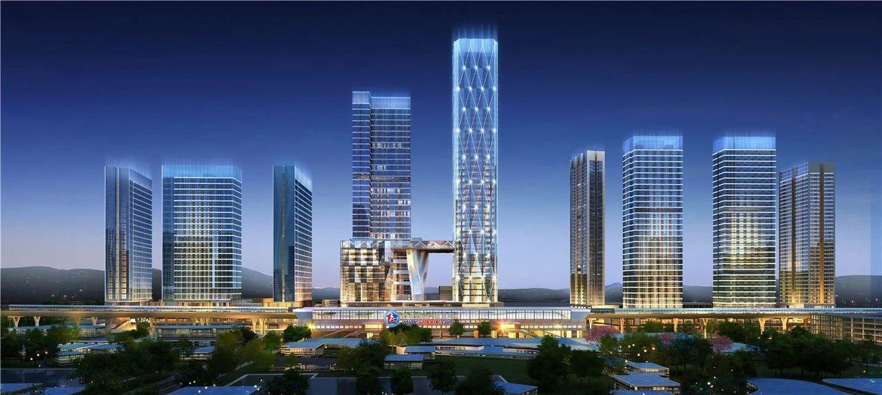 龙光玖誉湖为城市精英再造人居生活!择址万绿湖生态社区