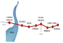 """杭州地铁8号线有新进展!通车后,""""穿越""""钱塘江两岸只需5分钟!"""