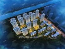 12周年庆,鸿海水岸之城一口价房源单价将近九字头起
