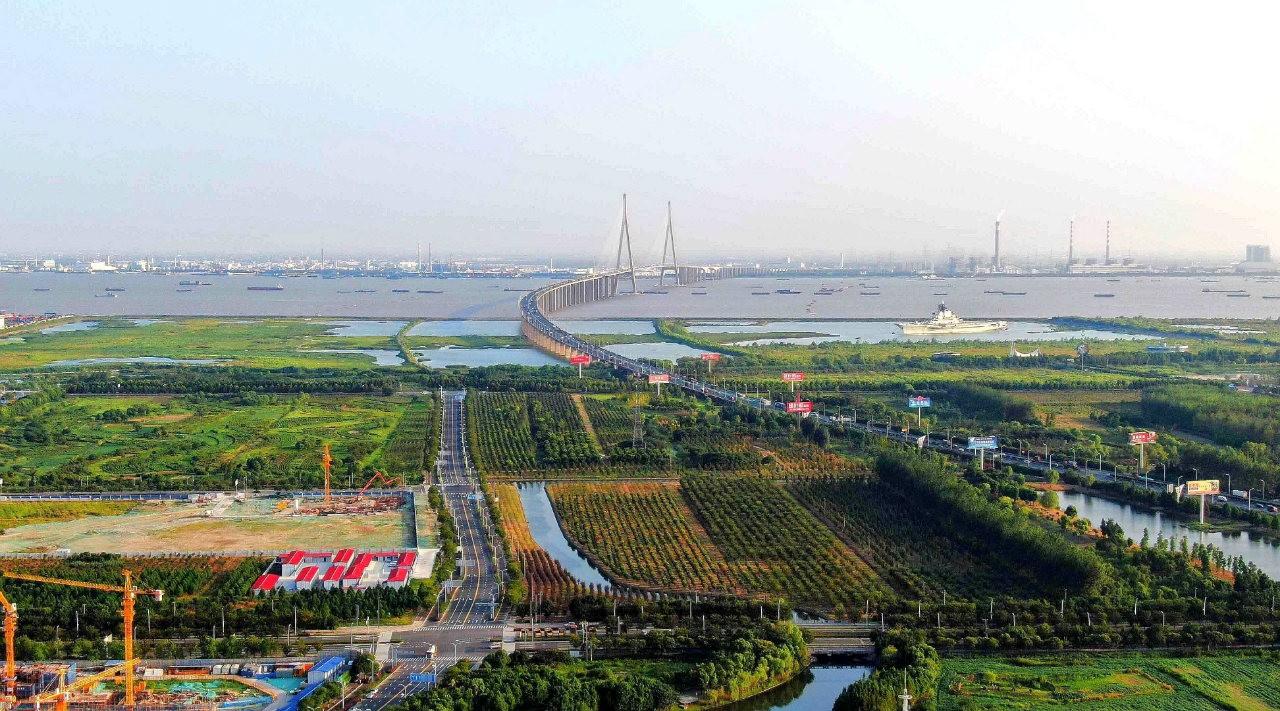 彰显滨江特色,宜居宜业的苏锡通园区强势崛起