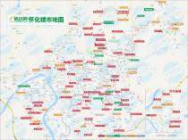 独家!【怀化楼市地图】新鲜出炉 附最新房价!