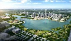 """杭州新增一个超大湖景公园,呈""""蝴蝶""""状!这些公园明年完工"""