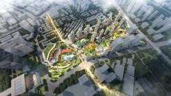 引入知名设计师 新世界打造杭州望江新城地标项目