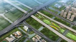 杭州西站枢纽最新进展,4个项目陆续开工!浙江省最大动车所即将开工