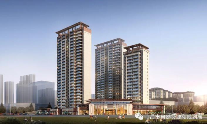 伍家岗区城东片区22#地块居住项目批前公示