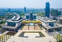 一院两馆,桂林临桂新区地标全面升级