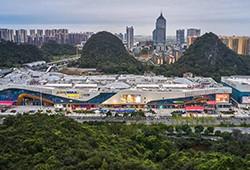 临桂新区 商圈林立