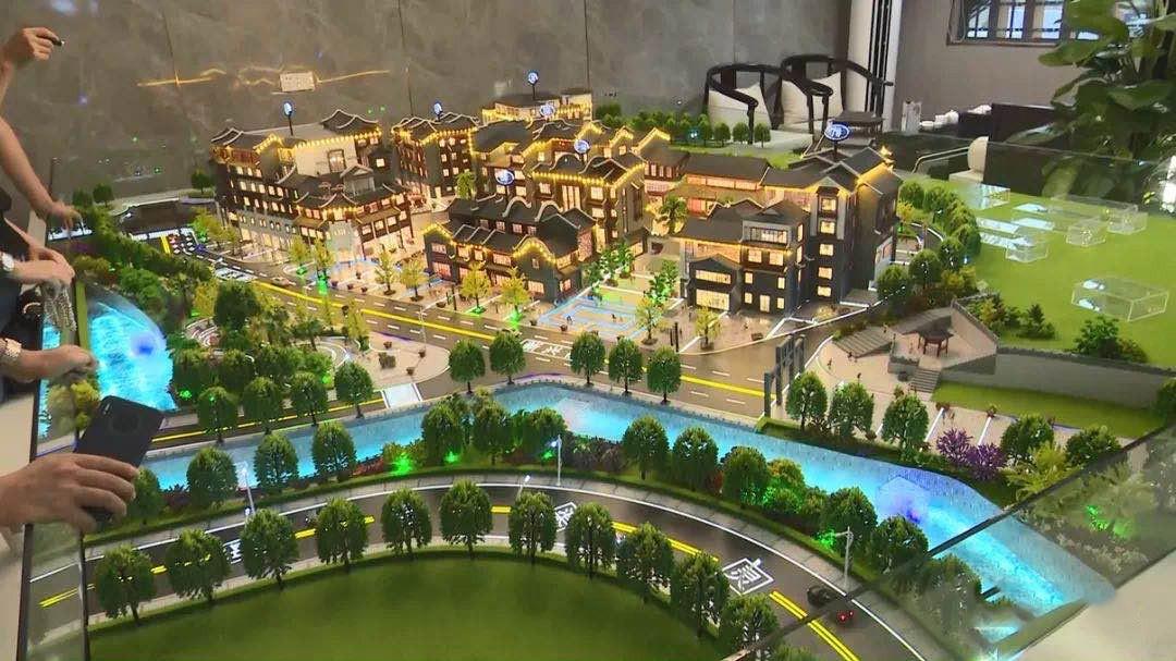 清末民初时期风格——兴安灵渠历史文化街区