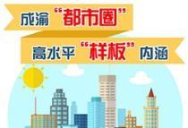 """一张图告诉你:成渝""""都市圈""""高水平""""样板""""内涵"""