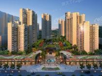 东莞凤岗四季花城,身处都市繁华却尽享自然之美!