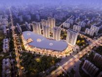 龙湖春江郦城 天街TOD综合体,未来城市理想居住方式