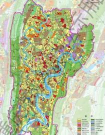 把市域内的每一寸土地规划得清清楚楚