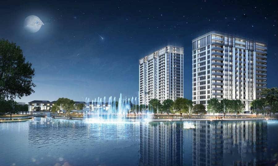 嘉宏·江左风华为什么这么贵?钟楼城芯繁华之畔中的绝美豪宅