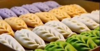 【中丞时代天辰】速来!冬至趣味包水饺,亲子共享欢乐时光!