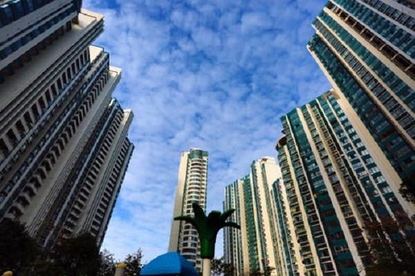 2020年1-12月份房地产开发投资较上年增长7%
