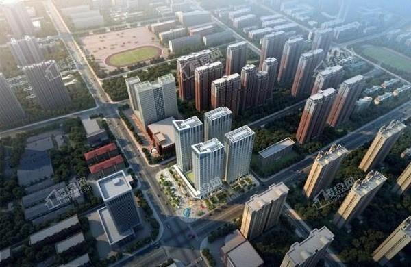 翡翠公馆—中心地理位置优越,未来潜景无限