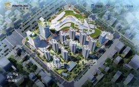 珠海高新宝龙城出售98-108㎡户型 参考均价27000元/㎡