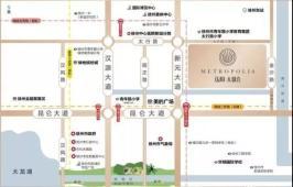 徐州弘阳大都会是地铁房吗,项目怎么样?