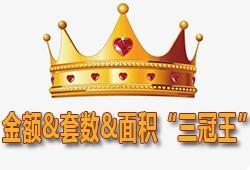 """2020蔡家住宅销售金额&套数&面积""""三冠王""""!"""