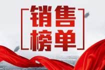 2021年1月南宁商品房销售TOP10榜单公布!卖得最好竟然是它!