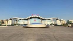 潍坊火车站南站房正式启用!东郡区域价值再攀升!