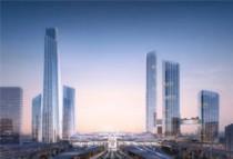 定了!杭州西站399米地标底价成交,预计2028年竣工!
