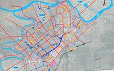 蓉江新区路网再升级!石楠路、荷花路建设工程规划批前公示!