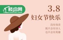 楼盘网送福丨妇女节快乐