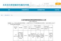 大连东港商务区约2.6万平商服用地挂牌 将于4月21日入市