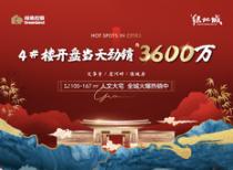 逢开必火!潍坊绿地城4#开盘劲销约3600万!