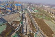 """杭州地下有大动作!30多公里地下""""集体宿舍""""今年投用!涉及亚运村、西站枢纽……"""