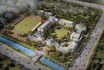 滁州外国语学校建设即将竣工!双语幼儿园9月正式招生!